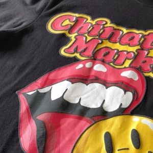 Shirts - CTM Smiley lollipop T-Shirt